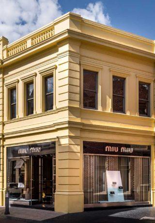Prada & Miu Miu – King St Heritage Precinct
