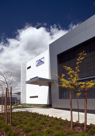 Arcus Australia:  Offices, Showroom and Workshop