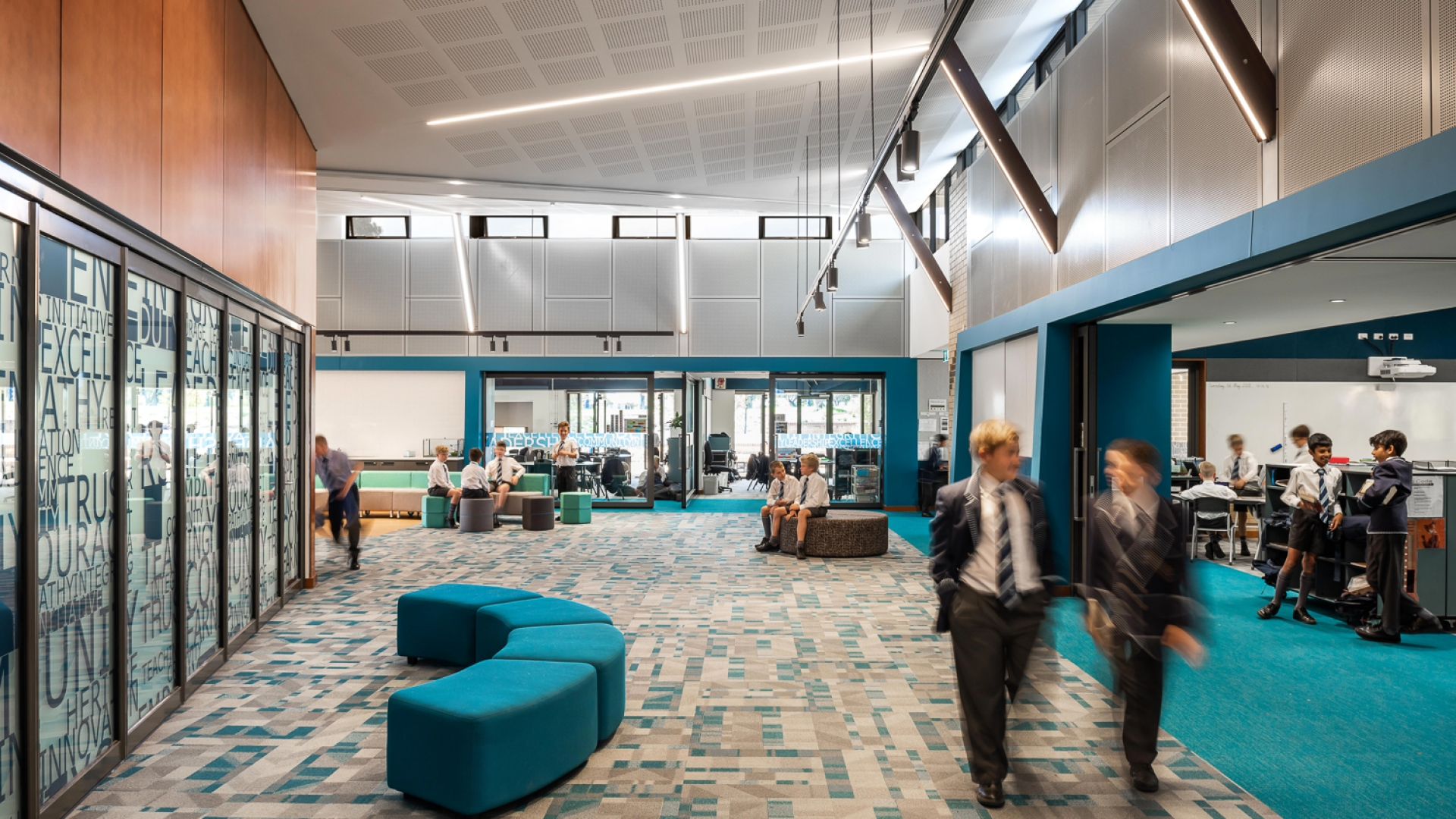SITE Worked With The Northerly Group, National Bowling And Recreation  Centres (NBRC) To Convert The Existing Matisse Beach Club At Scarborough  Beach Adding ...