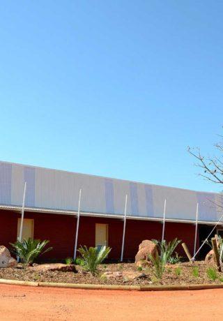 Medland Sports Pavilion