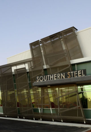 Southern Steel Office and Warehouse