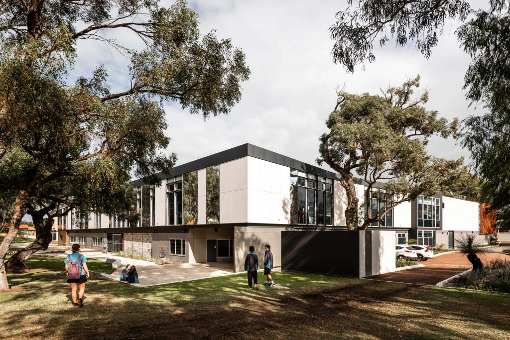 Fremantle College - Photography Dion Robeson