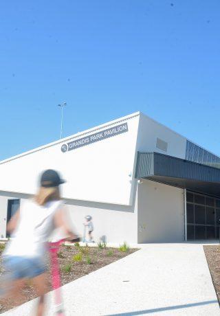 Grandis Park Sports Pavilion