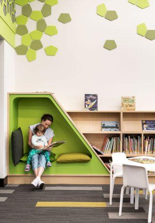 AH Bracks Library