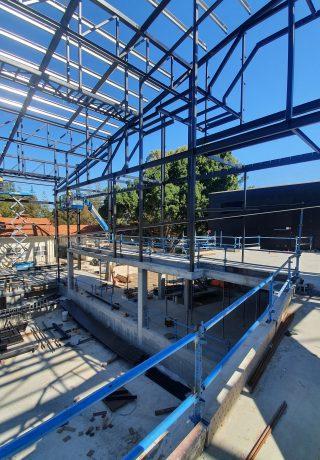 Perth Modern School Multipurpose Auditorium