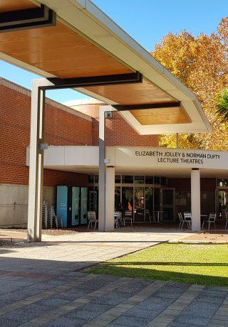Curtin University Theatre Precinct Upgrade